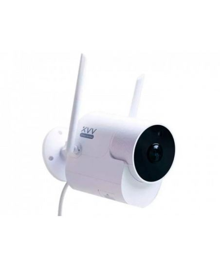 Уличная IP-камера Xiaomi Xiaovv Outdoor Panoramic Camera Surveillance 180° White