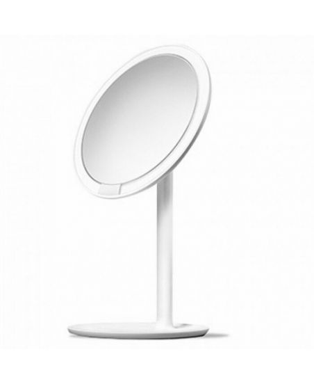 Зеркало Косметическое Настольное Xiaomi Amiro Lux High Color (AML004) С Подсветкой