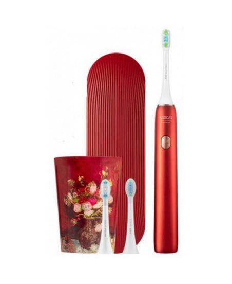 Зубная Щетка Soocas X3U Van Gogh Красный