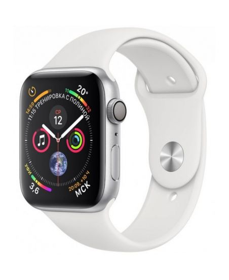 Apple Watch Series 4 (40 мм) Silver