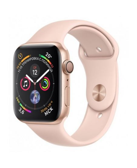 Apple Watch Series 4 (40 мм) Pink