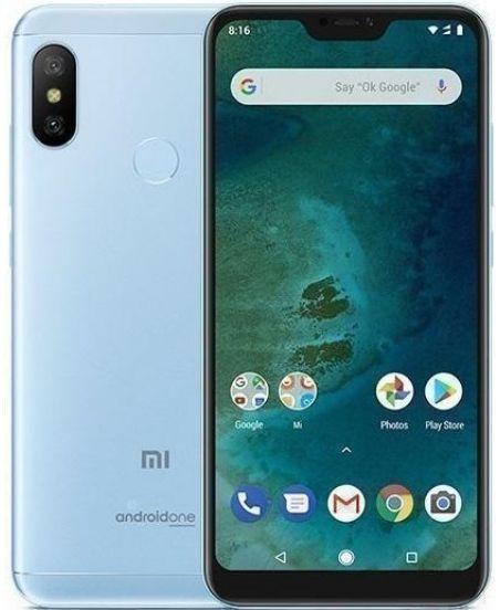 Xiaomi Mi A2 Lite 4/64gb Blue (Голубой)