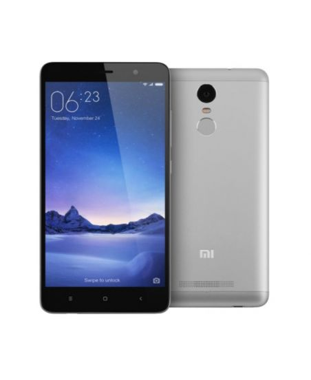 Xiaomi Redmi Note 3 3/32gb Grey (Серый)