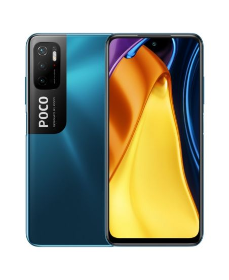 Xiaomi Poco M3 Pro 5G (NFC), 6/128Gb Blue