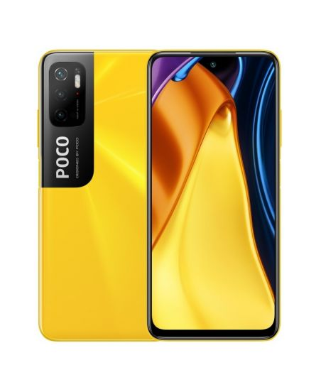 Xiaomi Poco M3 Pro 5G (NFC), 4/64Gb Yellow