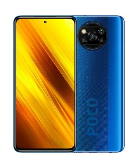 Xiaomi POCO X3 6/64GB Blue (Синий)