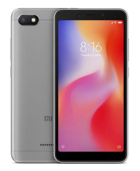 Xiaomi Redmi 6A, 3/32GB Grey