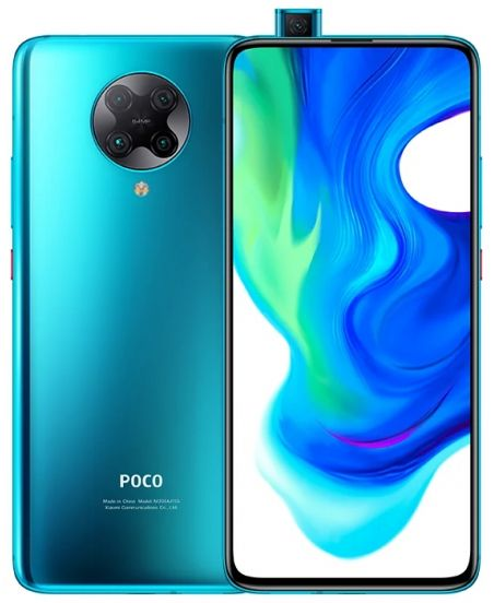 Xiaomi Pocophone F2 Pro 6/128GB Blue (Синий)