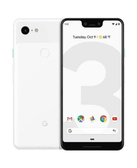 Google Pixel 3 XL, 4.128GB (Белый)