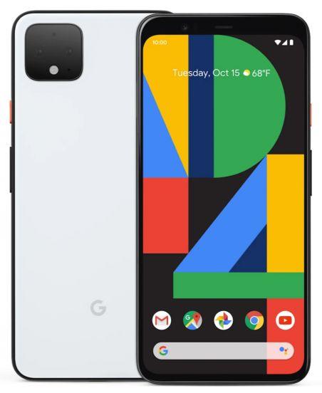 Google Pixel 4, 6.128GB (Белый)