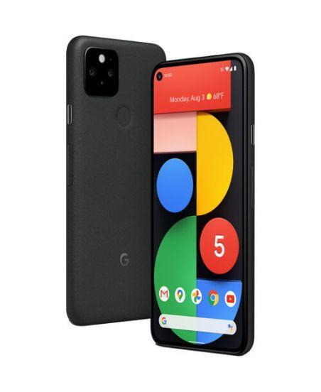 Google Pixel 5 5G, 8.128GB, Just Black (Черный)
