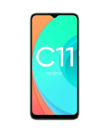 Realme C11, 2.32GB (Мятный зеленый)