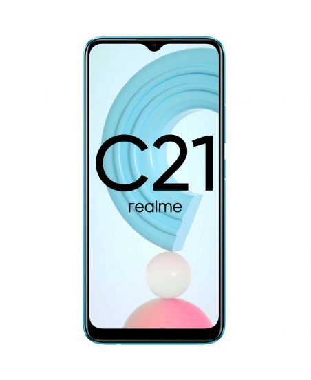 Realme C21, 4.64Gb (Голубой)