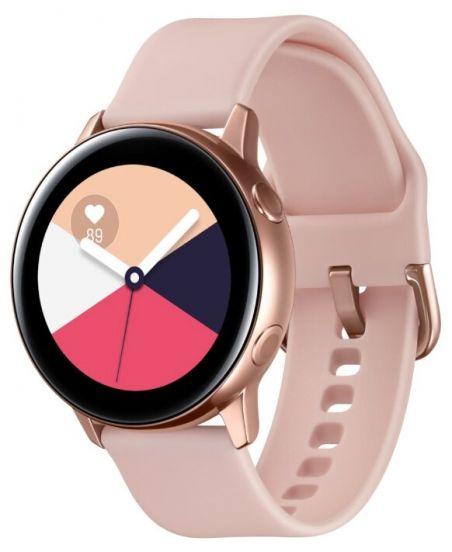 Умные часы Samsung Galaxy Watch Active, Rose