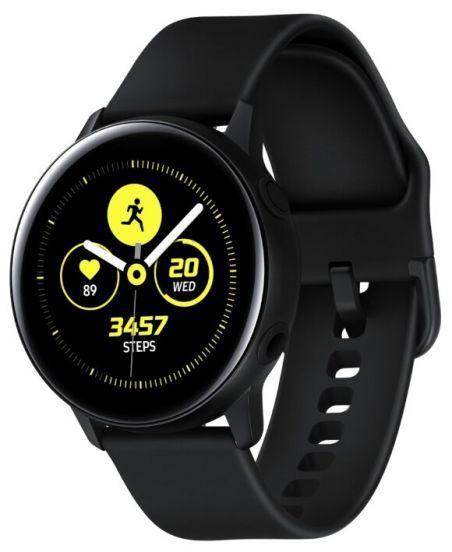 Умные часы Samsung Galaxy Watch Active, Black