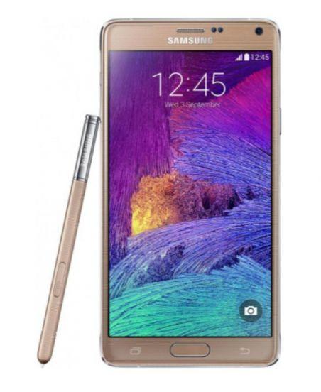Samsung Galaxy Note 4, 3/32GB (золотой)