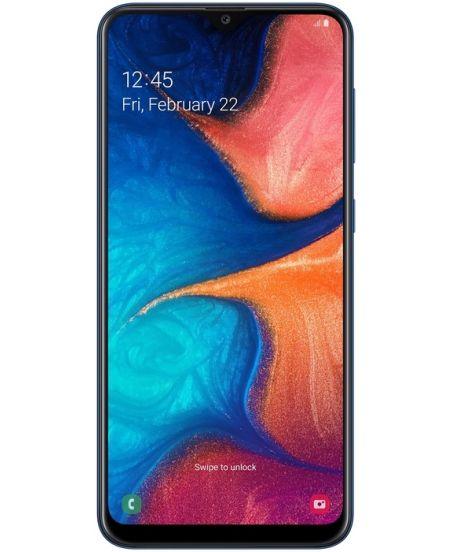 Samsung Galaxy A20, 3/32GB (синий)