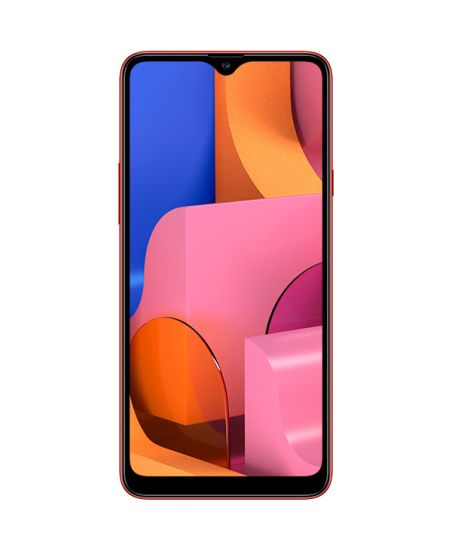 Samsung Galaxy A20s, 3/32GB (красный)