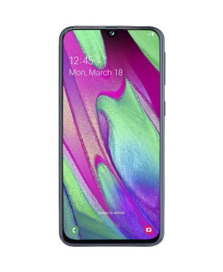 Samsung Galaxy A40, 4/64GB (черный)