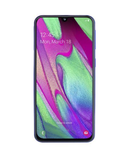 Samsung Galaxy A40, 4/64GB (голубой)