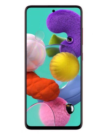 Samsung Galaxy A51, 6/128GB (красный)
