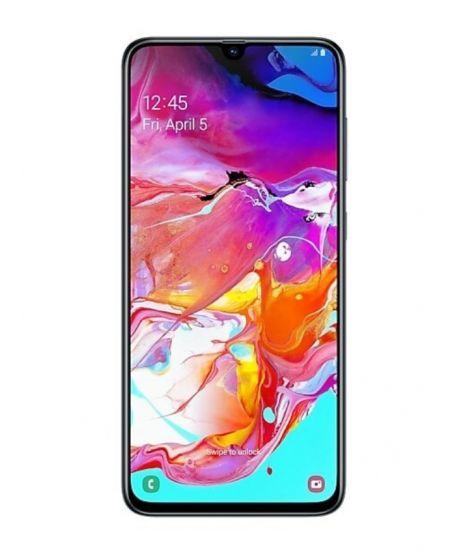 Samsung Galaxy A70, 6/128GB (черный)