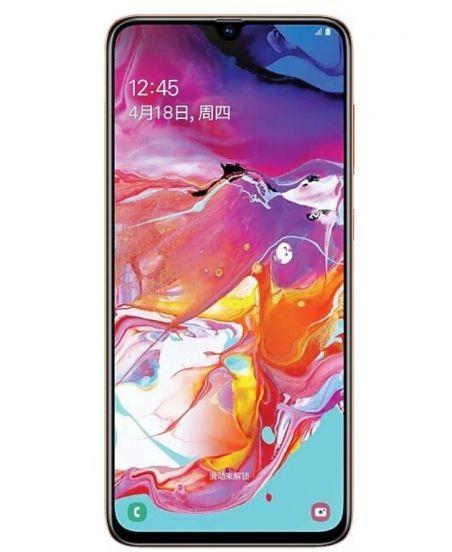 Samsung Galaxy A70, 6/128GB (коралл)