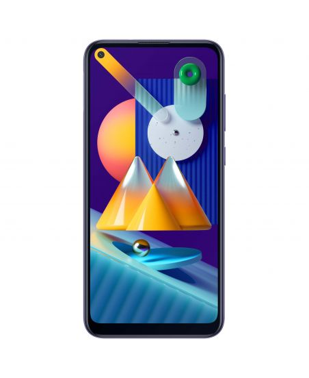 Samsung Galaxy M11, 3/32GB (фиолетовый)