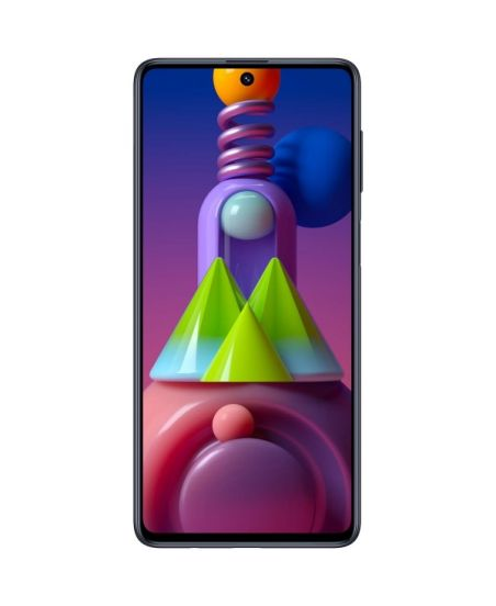 Samsung Galaxy M51, 8/128GB (черный)