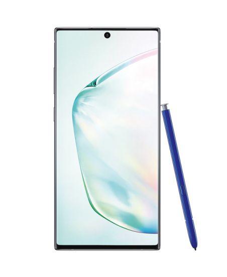 Samsung Galaxy Note 10, 8/128Gb (белый/голубой)