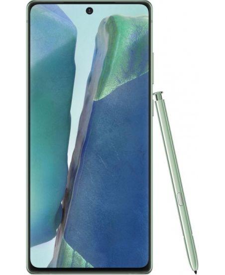 Samsung Galaxy Note 20 5G, 8/256Gb (зеленый)