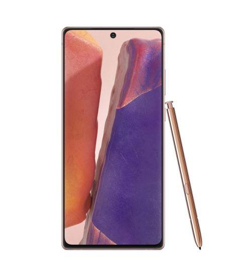 Samsung Galaxy Note 20, 8/256Gb (бронзовый)