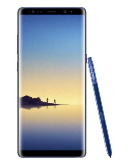 Samsung Galaxy Note 8 DUOS, 6/64GB (синий сапфир)