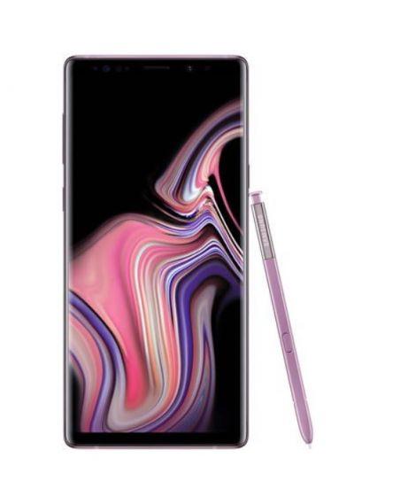 Samsung Galaxy Note 9 DUOS, 6/128GB (фиолетовый)