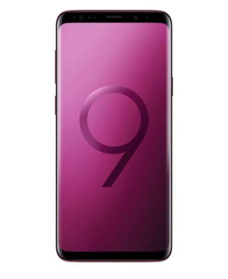 Samsung Galaxy S9+, 6/64GB (бургунди)