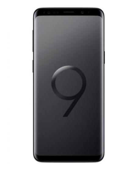 Samsung Galaxy S9 DUOS, 4/64GB (черный бриллиант)