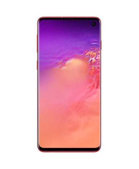 Samsung Galaxy S10, 8/128GB (гранат)