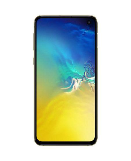 Samsung Galaxy S10E, 6/128GB (цитрус)