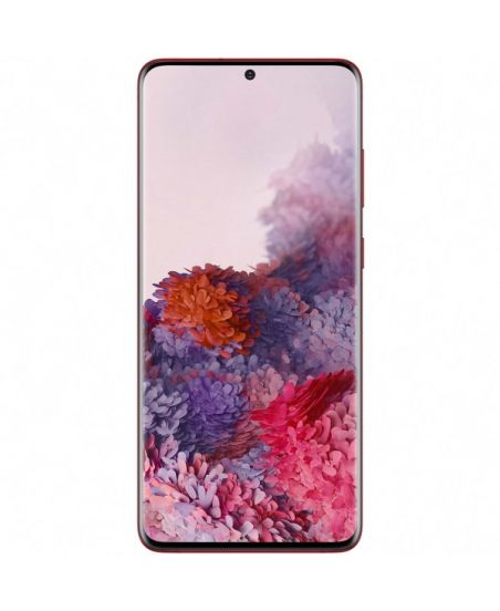 Samsung Galaxy S20+ 5G, 8/128GB (красный)