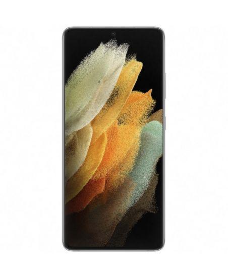 Samsung Galaxy S21 Ultra 5G, 12/128GB (серебряный)
