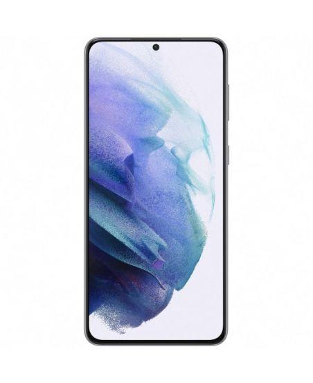 Samsung Galaxy S21+ 5G, 8/128GB (серебряный)