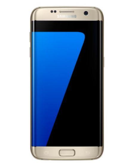 Samsung Galaxy S7 EDGE, 4/32GB (золотой)
