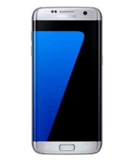 Samsung Galaxy S7 EDGE, 4/32GB (серебристый)