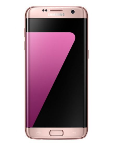 Samsung Galaxy S7 EDGE, 4/32GB (розовый)