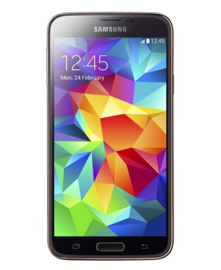 Samsung Galaxy S5 LTE, 2/32GB (золотой)