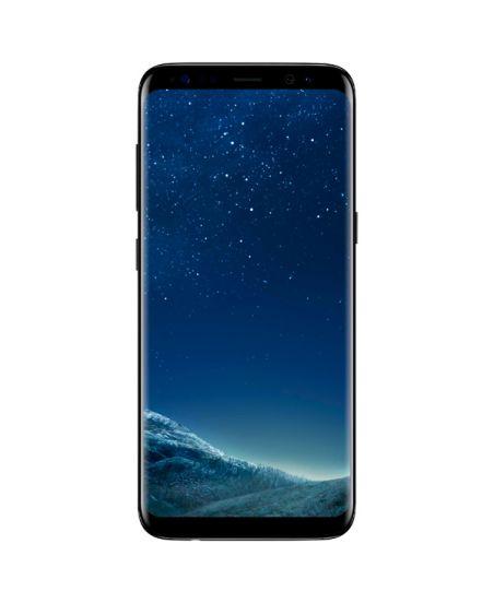 Samsung Galaxy S8+, 4/64GB (черный бриллиант)