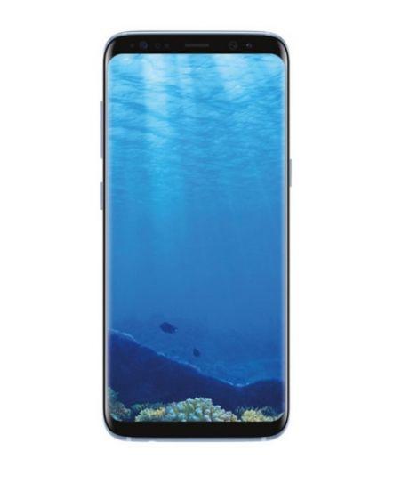 Samsung Galaxy S8+ DUOS, 4/64GB (синий коралл)