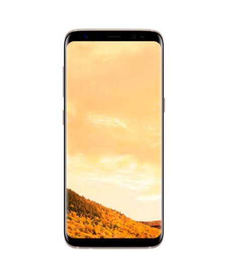 Samsung Galaxy S8, 4/64GB (желтый топаз)