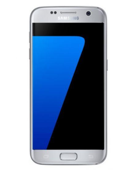 Samsung Galaxy S7, 4/32GB (серебристый)