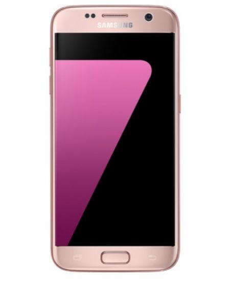 Samsung Galaxy S7, 4/32GB (розовое золото)